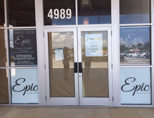 Epic Salon & Suites – Page Fields Commons – Fort Myers, Florida (work in progress)